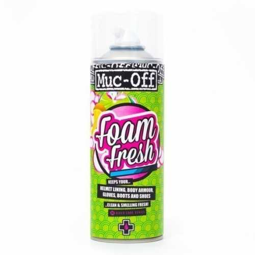 пена для чистки каски MUC-OFF FRESH 400ml