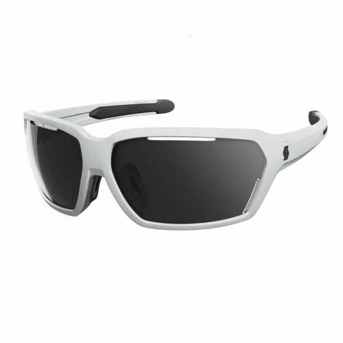 очки SCOTT VECTOR white matt/black grey