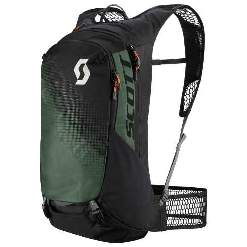 рюкзак SCOTT TRAIL PROTECT EVO FR20 чорно/зелений
