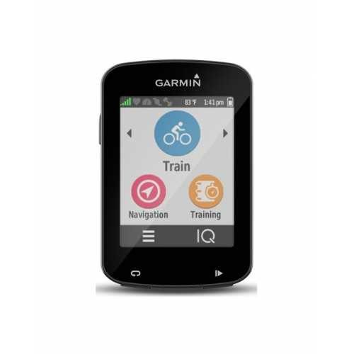 велокомпьютер Garmin Edge Explore 820, GPS, Europe навігатор