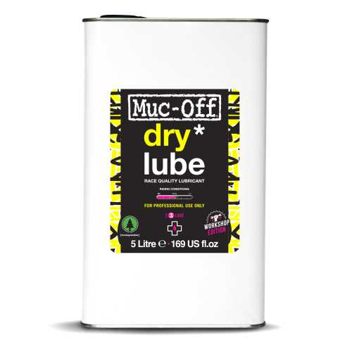смазка для цепи MUC-OFF DRY LUBE 5L