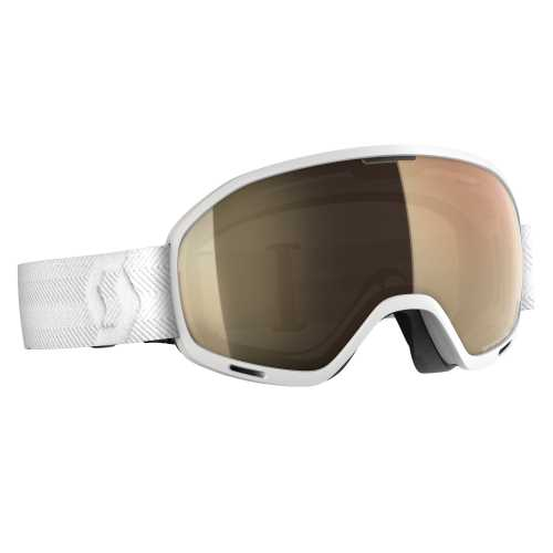 маска гірськолижна SCOTT UNLIMITED II OTG LS white light sensitive bronze chrome