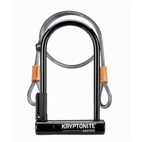 велозамок KRYPTONITE Ulock KEEPER 12 STD + трос