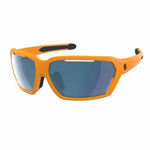 очки SCOTT VECTOR fire orange matt blue chrome