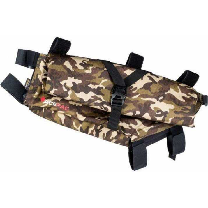 сумка на раму Roll Frame Bag L (Camo)