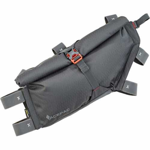 сумка на раму Roll Frame Bag L (Gray)