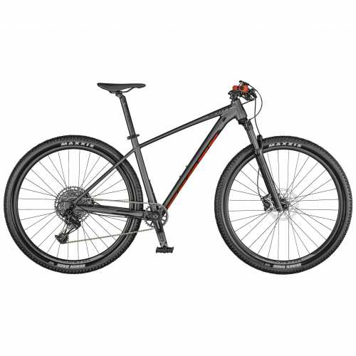 велосипед SCOTT Scale 970 dark grey (CN)
