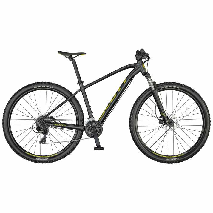 велосипед SCOTT Aspect 760 dark grey (CN)
