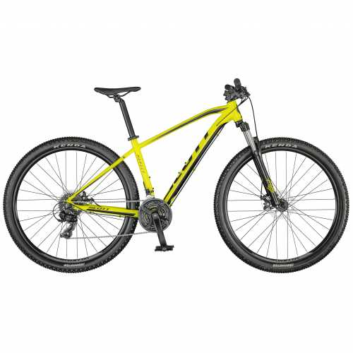 велосипед SCOTT Aspect 770 yellow (CN)