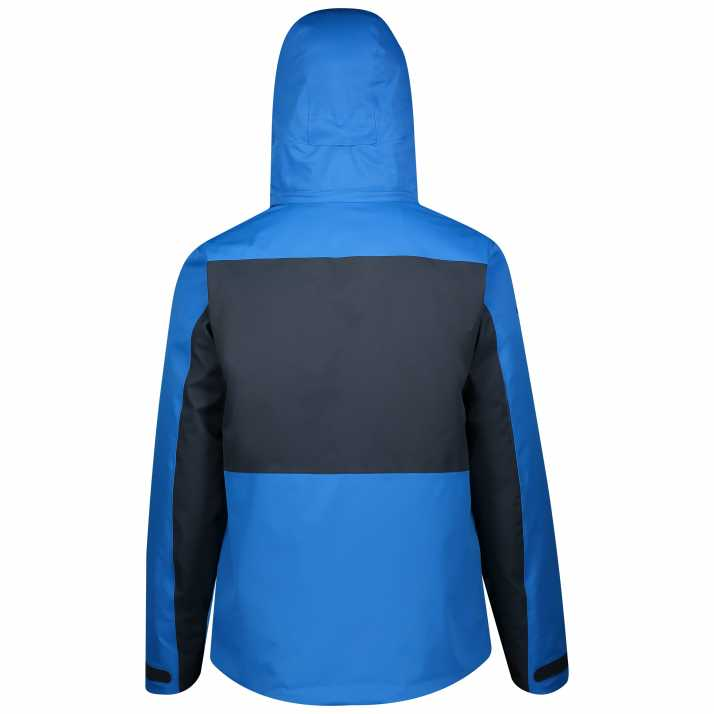 куртка гірськолижна SCOTT ULTIMATE DRYO skydive blue/dark blue