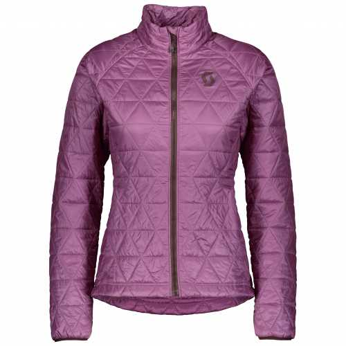 куртка горнолыжная SCOTT W INSULOFT SUPERLIGHT PL cassis pink
