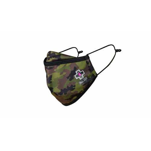 маска для обличча MUC-OFF REUSABLE Camo L
