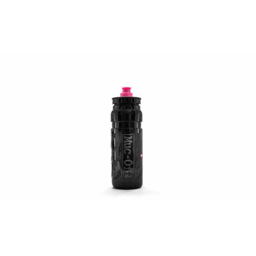 фляга MUC-OFF CUSTOM FLY 750ml чёрная