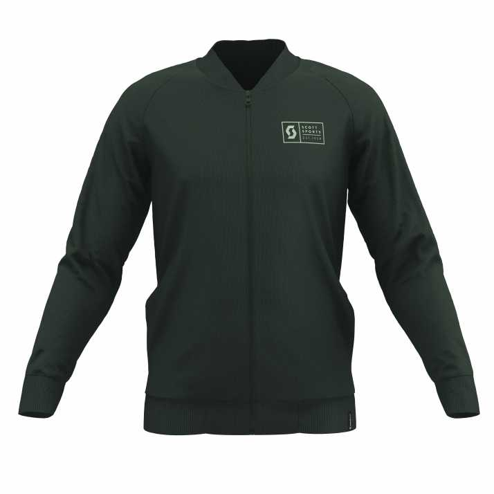 кофта SCOTT 10 CASUAL smoked green